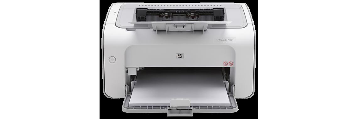 Hp printer 1102